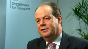 Transport Minister Stephen Hammond (pic: bbc.co.uk)
